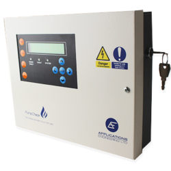 Cyclic Sprinkler Test Unit Front