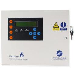 Sprinkler Test Unit Control Panel