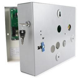 Lockable sprinkler test unit
